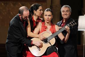 Barcelona 4 Guitars, Maîtres de la guitare espagnole